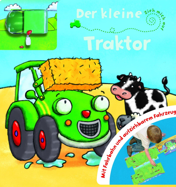 Ohren auf tuck macht der kleine Traktor Tuck drück hier drauf!