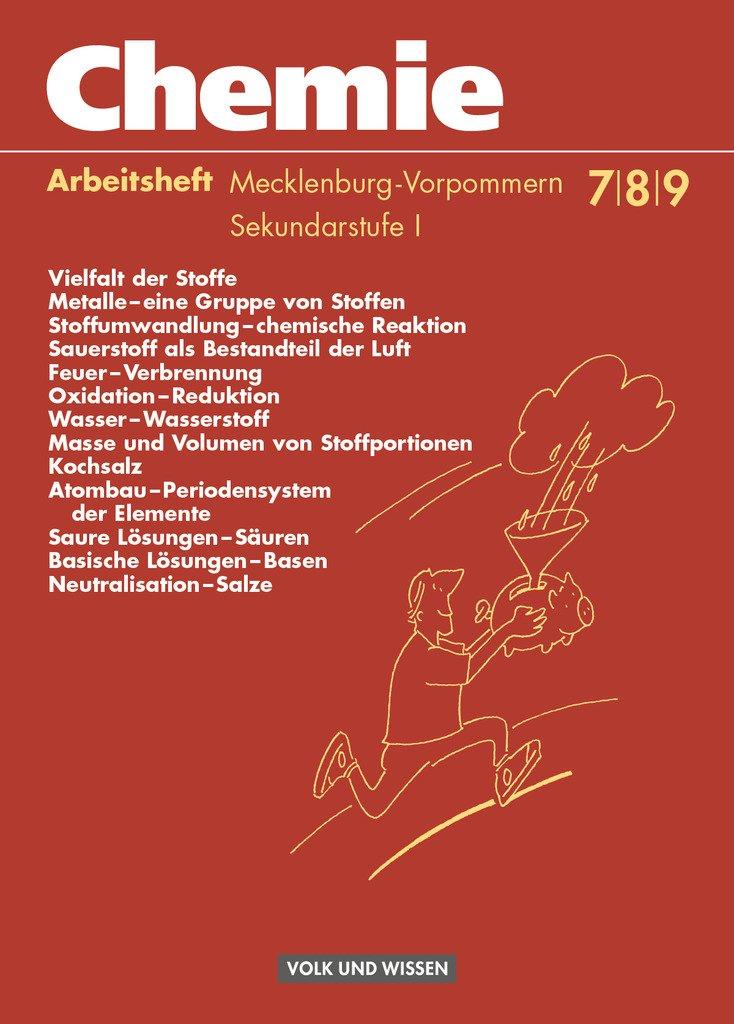Frauke Schmitz Gymnasium // Gesamtschule Nordr... Arbeitsheft Chemie 9 Klasse
