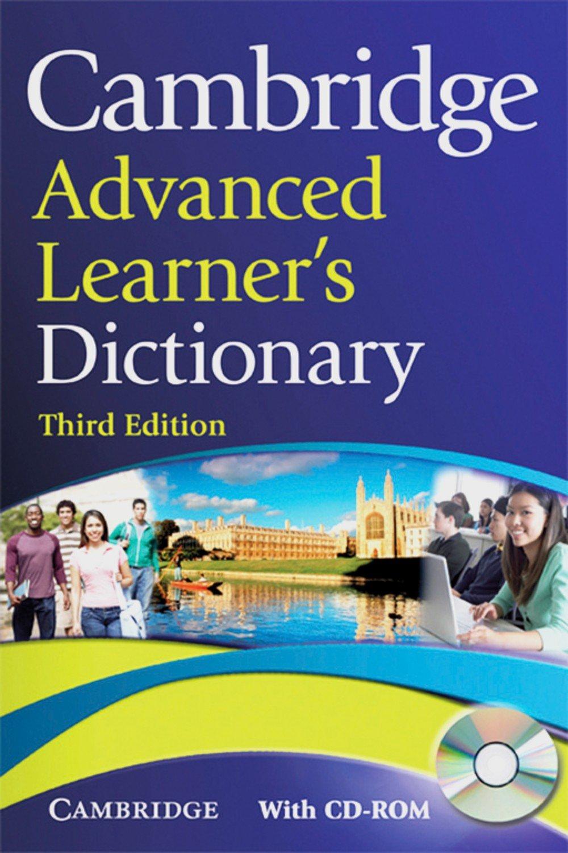 Pons Cambridge Advanced Learner's Dictionary mit CD ROM Gebundene Ausgabe  von Cambridge University Press Vollständige Neubearbeitung 20 des ...