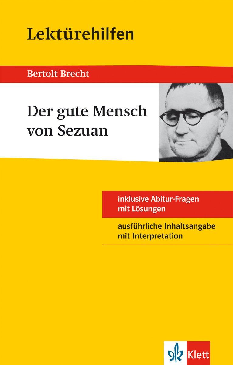 Gute analyse sezuan 5 szene mensch von der Brecht, Bertolt