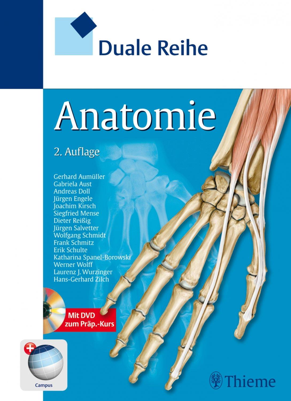 """Duale Reihe Anatomie"""" (Aumüller Gerhard Aust) – Buch gebraucht ..."""