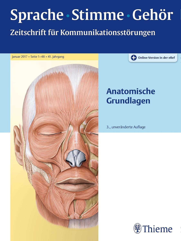 Großartig Anatomie Der Sprache Bilder - Physiologie Von Menschlichen ...
