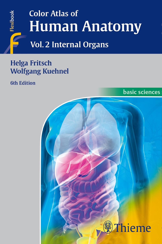 Color Atlas Of Human Anatomy 2 Bcher Gebraucht Antiquarisch