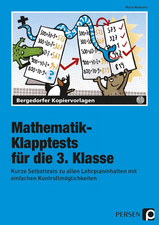 """Mathematik-Klapptests für die 3"""" (Maria Niehaves) – Buch neu kaufen ..."""