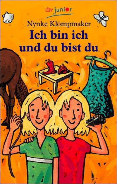 """""""Ich bin ich und du bist du"""" (Nynke Klompmaker) – Buch"""
