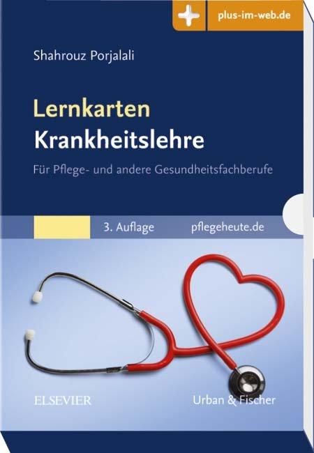 Lernkarten Krankheitslehre - für Pflege- und andere ...