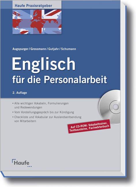 Englisch Für Die Personalarbeit Alle Wichtigen Vokabeln