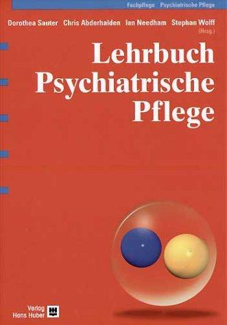 Lehrbuch Psychiatrische Pflege Bucher Gebraucht Antiquarisch