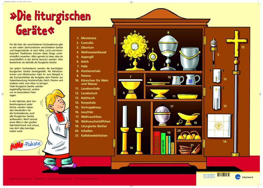 Liturgische Geräte