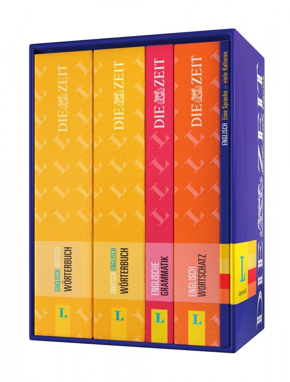 Langenscheidt Zeit Edition Handbibliothek Englisch Hg