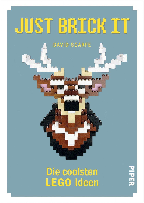 """isbn 9783492057363 """"just brick it! - die coolsten lego-ideen"""" neu"""