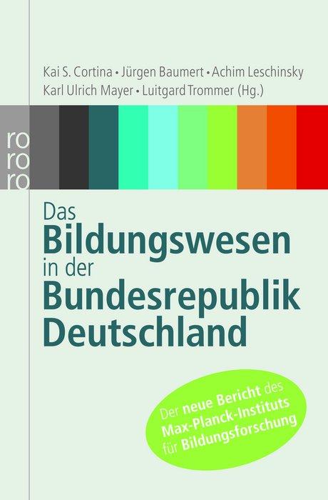 das bildungswesen in der bundesrepublik deutschland strukturen b cher gebraucht. Black Bedroom Furniture Sets. Home Design Ideas