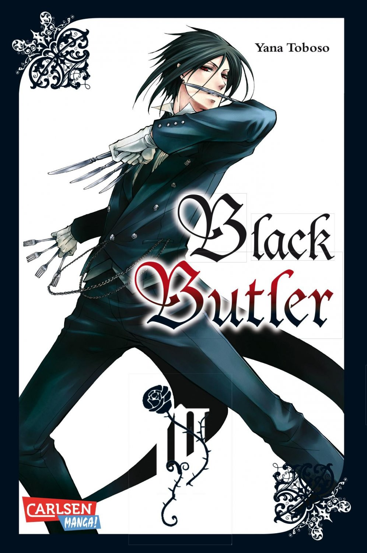 Toboso yana black butler band 3 black butler band 3 for Mein butler