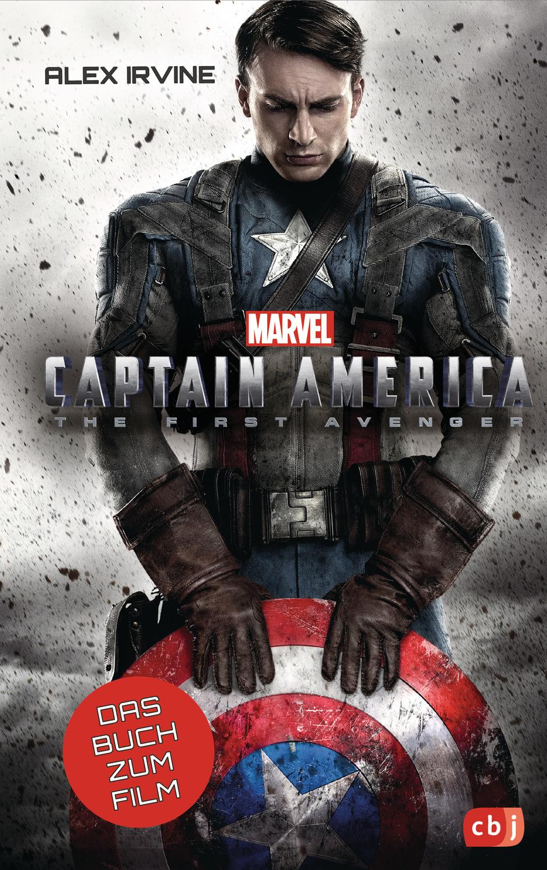 "Marvel Captain America   The First Avenger   Das Buch ..."" Alex ..."