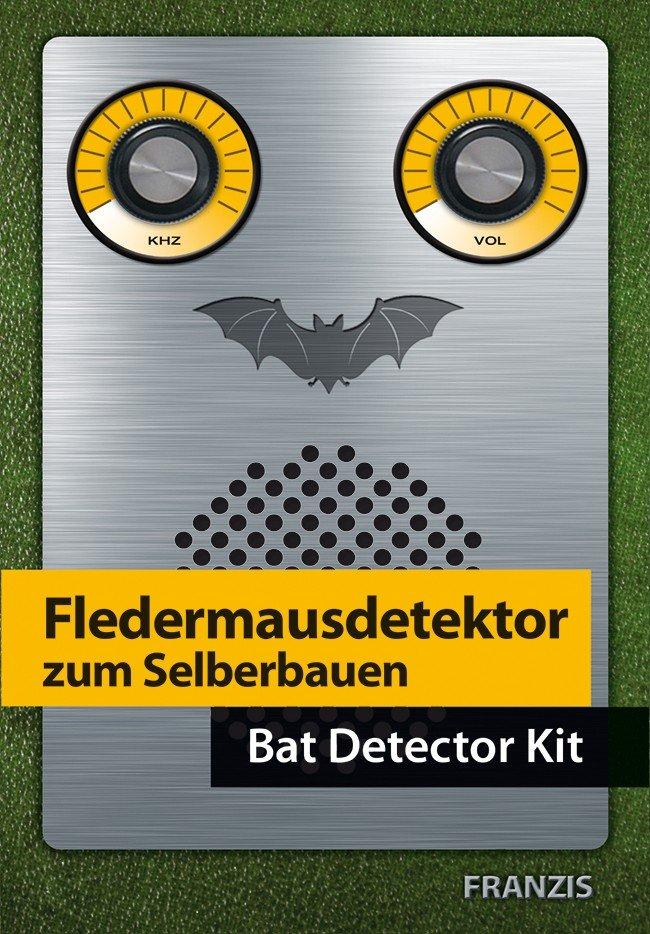 D/Engl Fledermausdetektor zum Selberbauen Lernspielzeug