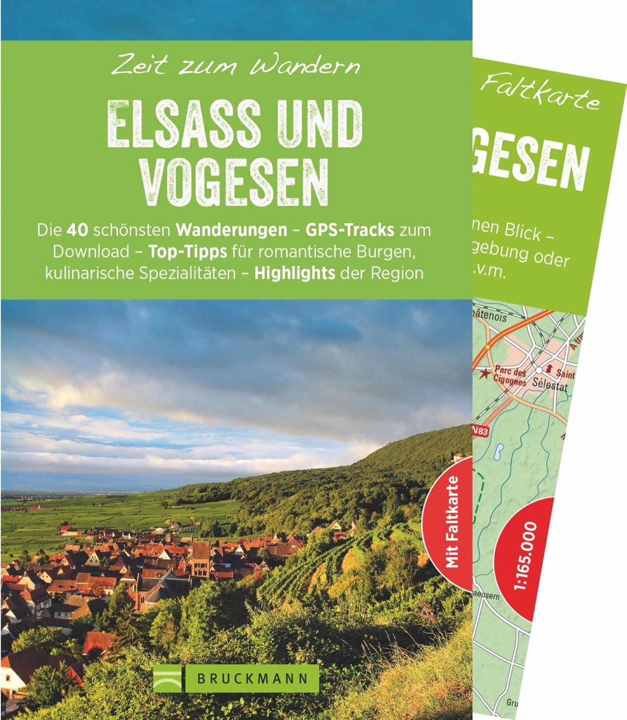 Wandern Elsass Und Vogesen Bucher Gebraucht Antiquarisch Neu
