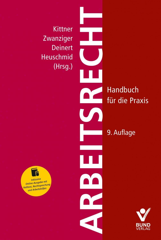 Isbn 9783766366054 Arbeitsrecht Handbuch Für Die Praxis Inkl