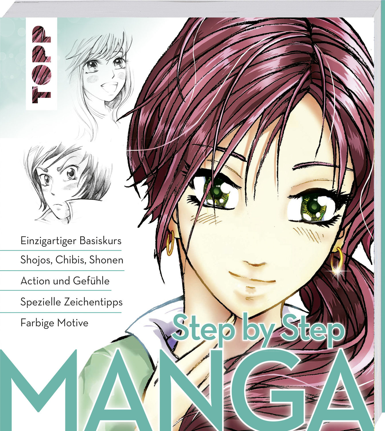 Neues Buch Ndash Keck Gecko Manga Step By