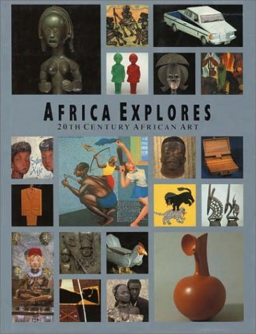 africa explores twentieth century african art