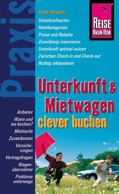 isbn 9783831711994 reise know how praxis unterkunft und mietwagen clever buchen ratgeber mit. Black Bedroom Furniture Sets. Home Design Ideas