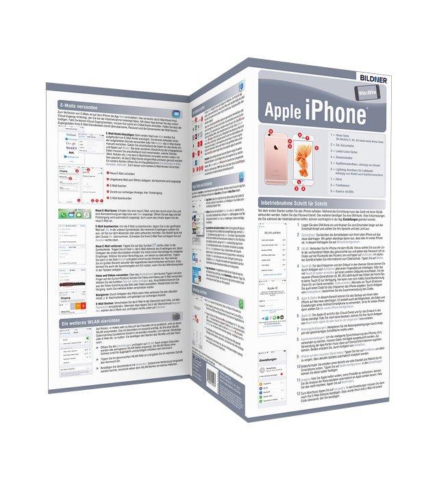 Apple Iphone Mit Ios 9 1 Falttafel Szierbeck Johann Schmid