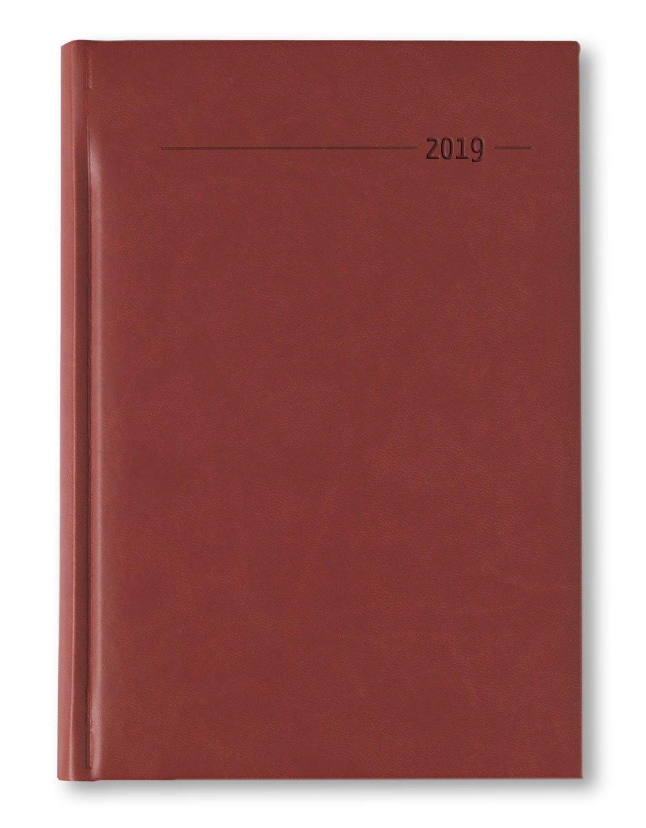 Buchkalender Tucson Rot 2019 Burokalender A5 Buch Neu Kaufen