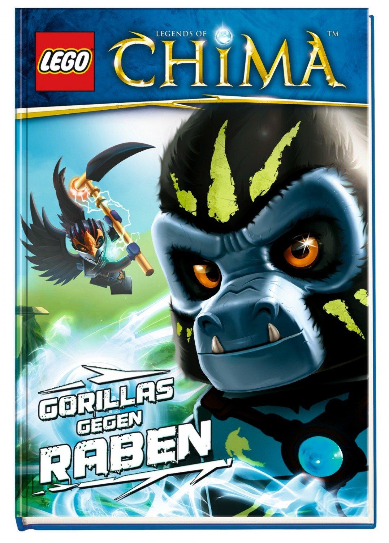 Lego Legends Of Chima Gorillas Gegen Raben Lego Legends Of Chima