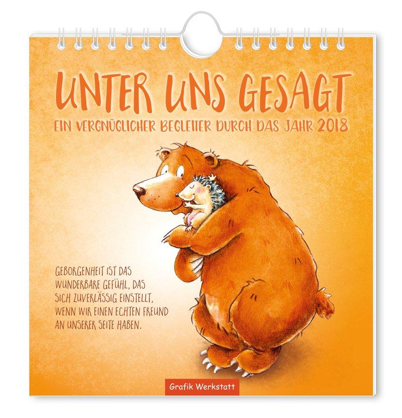 Unter Uns Gesagt 2018 Ein Vergnuglicher Begleiter Durch Das Jochen Mariss Buch Gebraucht Kaufen A02mouvi01zzy