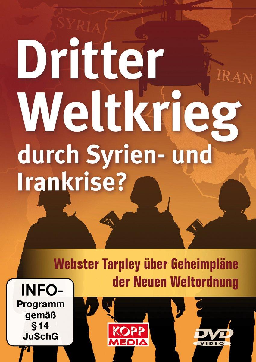 Dritter Weltkrieg Durch Syrien Und Irankrise Film Gebraucht