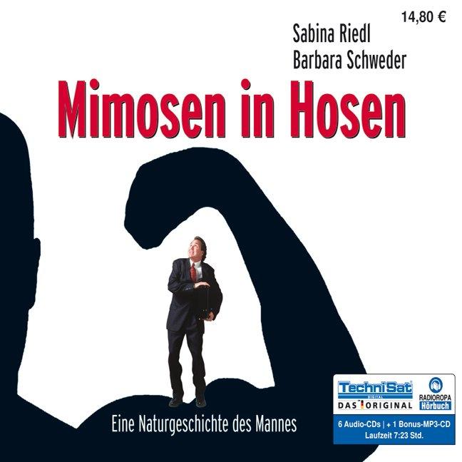 """""""Mimosen in Hosen"""" (Sabina Riedl) – Hörbuch gebraucht ..."""