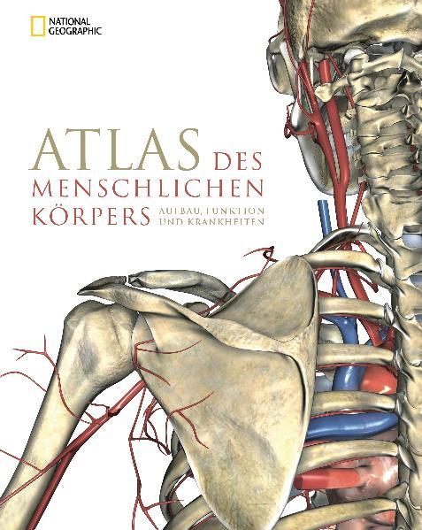 Atlas des menschlichen Körpers - Aufbau, Funktion und Krankheiten ...