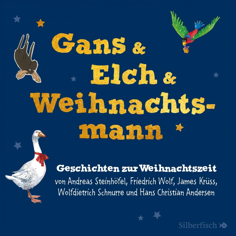 competitive price f8082 3c5f3 Gans & Elch & Weihnachtsmann