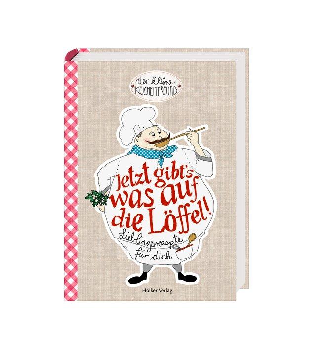 """Jetzt gibt\'s was auf die Löffel"""" (Der kleine Küchenfreund) – Buch ..."""