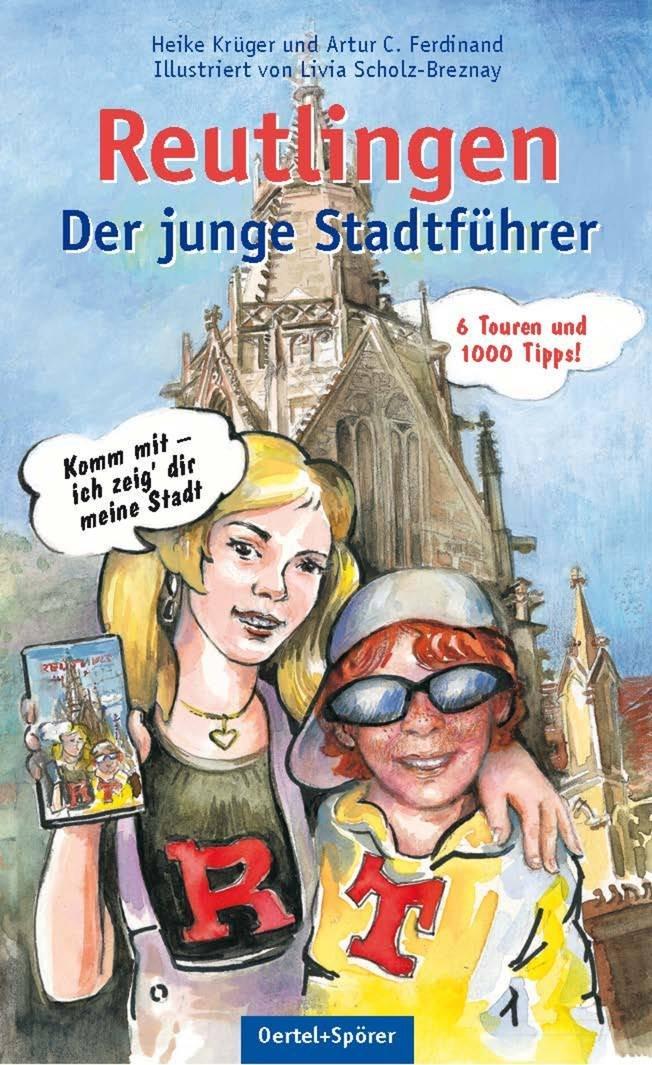 Heike Kr Ger Reutlingen Der Junge Stadtf Hrer B Cher