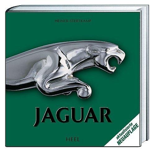 stertkamp heiner jaguar die komplette chronik von 1922 bis heute b cher gebraucht. Black Bedroom Furniture Sets. Home Design Ideas