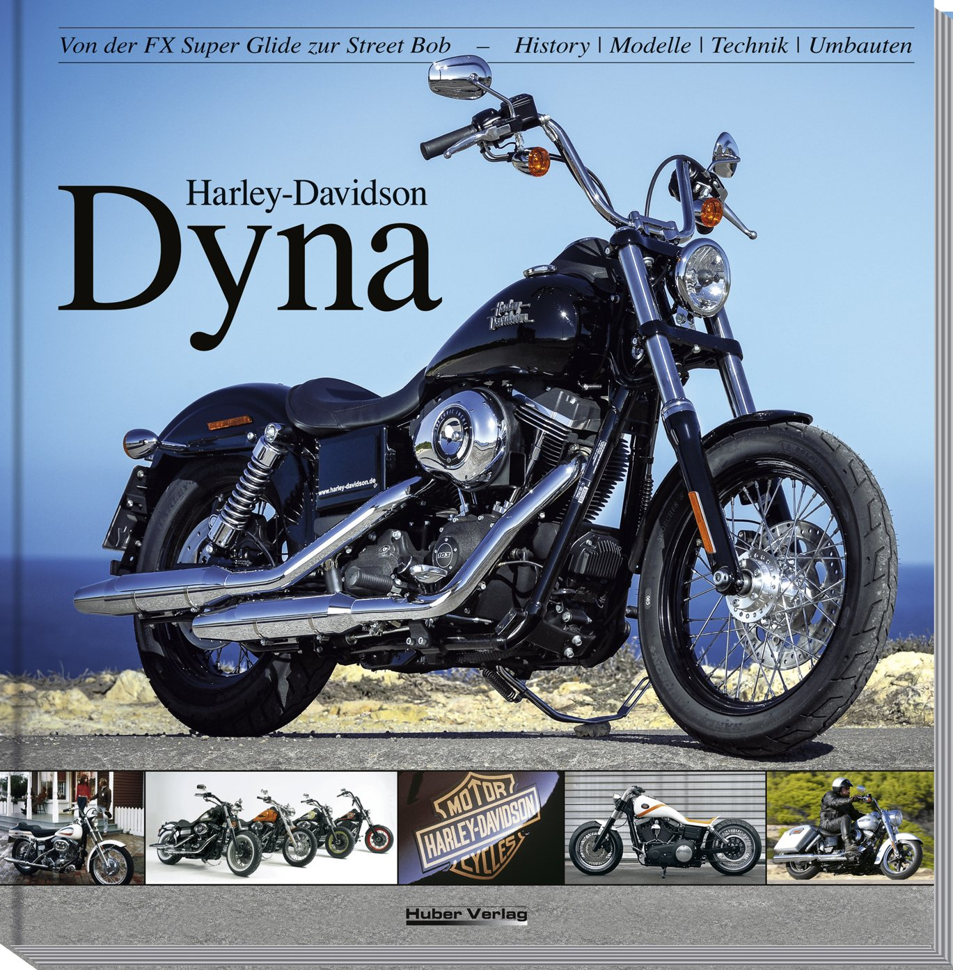 isbn 9783927896581 harley davidson dyna von der fx. Black Bedroom Furniture Sets. Home Design Ideas